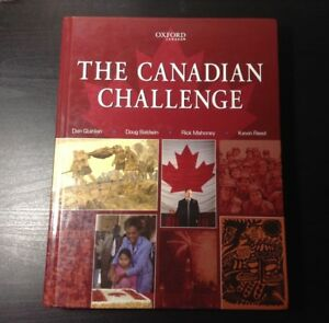 The Canadian Challenge - The Grade 10 History Textbook