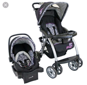 Safety 1st Travel system Stroller+ car seat $ 80
