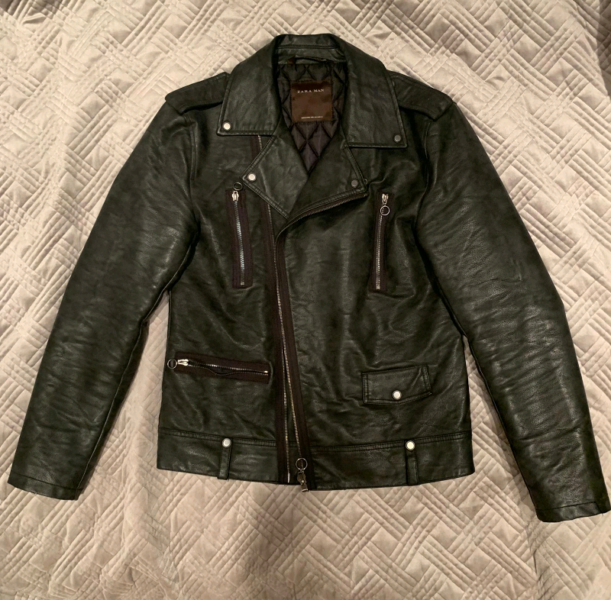 Zara Biker Jacket for sale  Reddish, Manchester