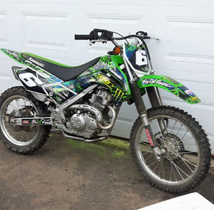Dirtbike mint condition