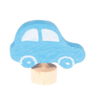 Grimm's Stecker Auto blau 03561 für Geburtstagsring Grimm  +BONUS ()