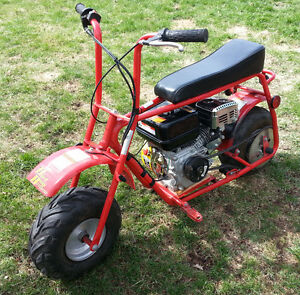 Dirt Bug mini bike. Brand new 6.5 HP engine and brand new clutch Peterborough Peterborough Area image 2