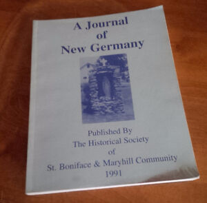 A Journal of New Germany, Maryhill Community