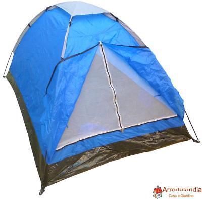 Tenda da Campeggio 2 o 4 posti canadese per sacco a pelo mini gazebo impermeabil