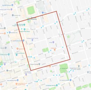 WANT: Parking Spot by Eaton Centre (Garden District)