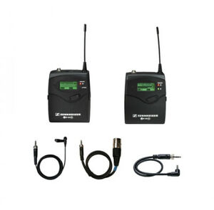 Sennheiser ew 100 G3 Wireless System with Lav microphone