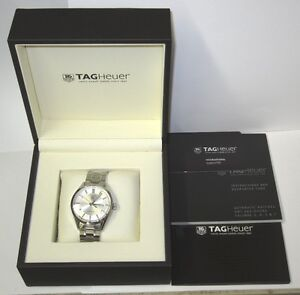 TAG Heuer Men's Carrera Automatic Watch - WV211A.BA0787 London Ontario image 2