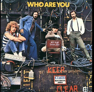 The WHO Vinyl Album - 1978 WHO ARE YOU - U.S. Pressing