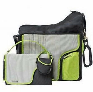 JJ Cole System Diaper bag