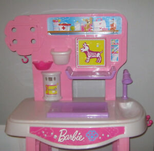 Barbie Vet Care Centre  (Sold as displayed)