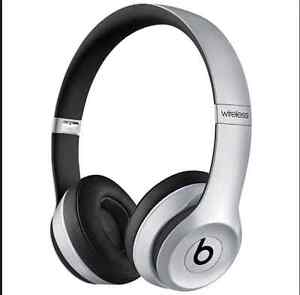 Brand New headset- Beats SOLO 2 WIRELESS- Still in the box London Ontario image 1