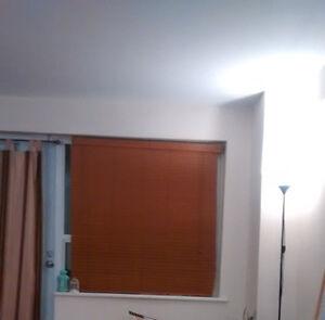 Wooden window blinds Oakville / Halton Region Toronto (GTA) image 1
