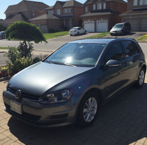 2015 Volkswagen Golf Hatchback Warranty and Low KMs