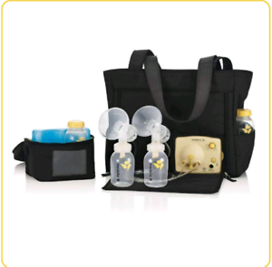 Medela pump in style advance plus extras