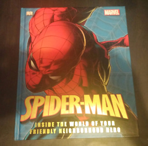 spider Man Book complete guide