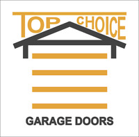 Top Choice Garage Door Installation and Service
