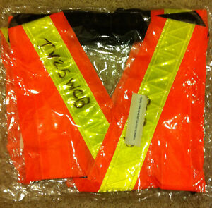Surveyor/Supervisor Safety Vest Edmonton Edmonton Area image 4