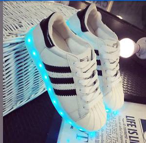 Led unisex shoes size 9 1/2. Brand new never been worn