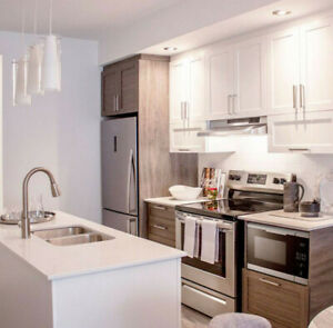 BEAUTIFUL NEW 2 BEDROOMS + APPLIANCES + 2 MONTHS FREE