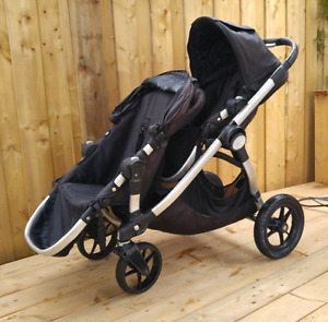 City Select Baby Jogger w/2 seats