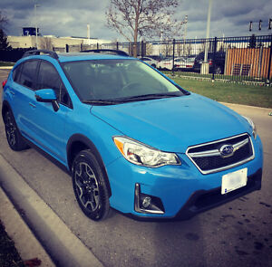 2017 Subaru Crosstrek Limited, Tech
