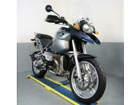 2004 54 BMW R 1200 GS air cooled 1 owner from new 49k abs removed adventure bike