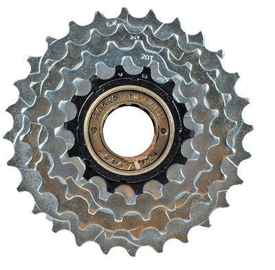 Bicycle Free Wheel Multi Sunrace Mfm2A 14-28 5 Speed Index UCP/Black Bike Parts