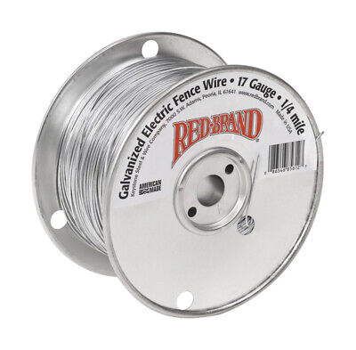 Red Brand Electric Fence Wire 14 Mi.
