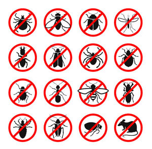 10 to 50 bucks or more for VIP pest control