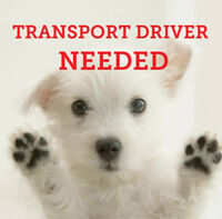 *TRANSPORT DRIVER NEEDED FOR PENNYS ALL BREED ANIMAL RESCUE*