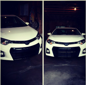 2015 Toyota Corolla S Special Edition