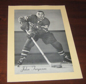1944-1964 Bee Hive Photos Group 2 Montreal Canadiens