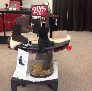 Anniversary Sale - 20% OFF ALL BOOTS AND 10% OFF SHOES Edmonton Edmonton Area image 8
