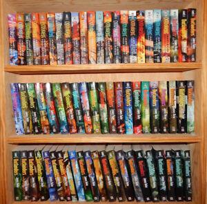 BOOK SERIES OUTLANDERS by James Axler