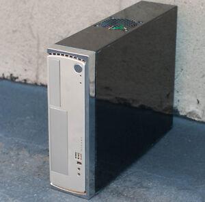 Desktop PC - Compact case, 2GB, 160GB