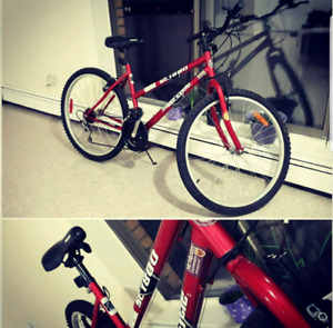 "26"" bike for sell"