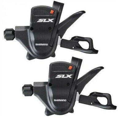 New Shimano Deore Slx SL-M670 Left 2//3-Fach Trigger//Gear Shifter Left