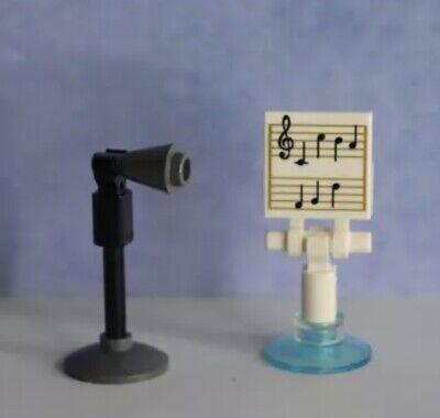 LEGO Harry Potter Advent Calendar 75981 Day 21 Microphone and Music Stand