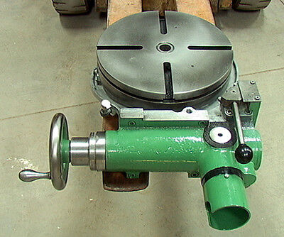 12rotary Table With Forward Neutral Reverse Gearbox Power Drive Inputhandwhe