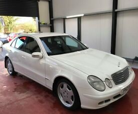 Car for sale E220 Mercedes beautiful drive automatic 80000 genuine miles well look after