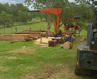 Wanted: portablesawmill for hire
