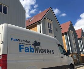 Two Man Team Removals from £35 p/hr ALL INCL!