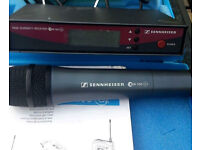 Sennheiser Radio Wireless Microphone for sale.