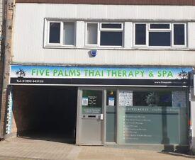 Five palms Thai spa
