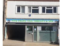 Five palms Thai spa
