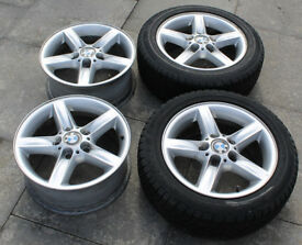 "4 off 16"" BMW alloys for sale"