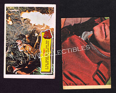 Trading Christmas card~ TV's LAND OF THE GIANTS #52 ~A&BC ~1968 ~Kurt Kasznar~Don Matheson