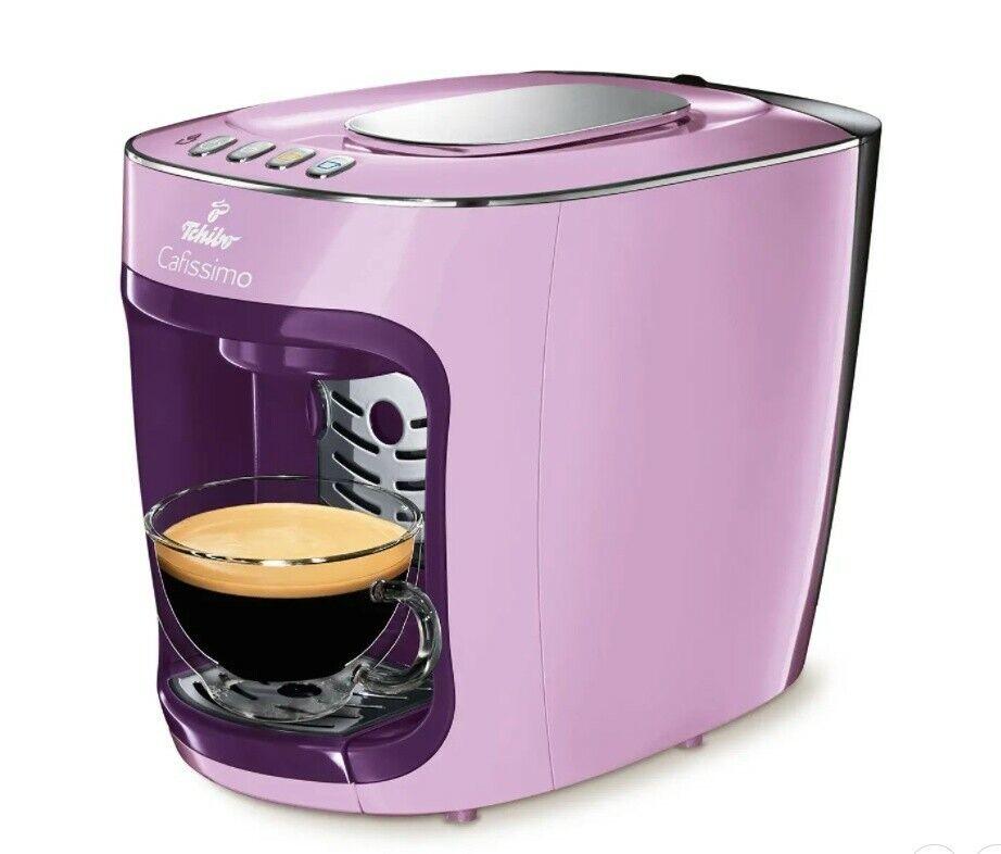 Tchibo Caffisimo mini - pastell edition - farbe: poetic purple