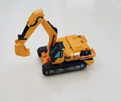 Transformers Studio Series SCRAPMETAL #41 deluxe fig constructicon devastator