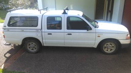 2003 Ford Courier Ute East Maitland Maitland Area Preview